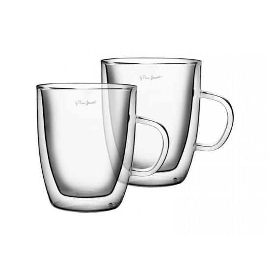 Pohár TEA 420ml VASO LAMART LT9008 SET 2ks
