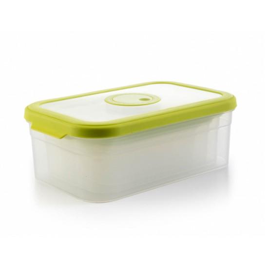 Dóza G21 plastová zelená 4ks