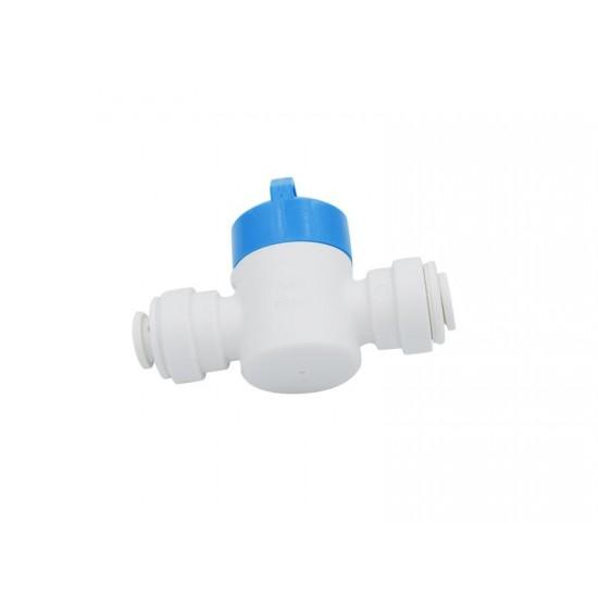 Spojka na 1/4 hadičku ICEPURE s uzatvárateľným ventilom