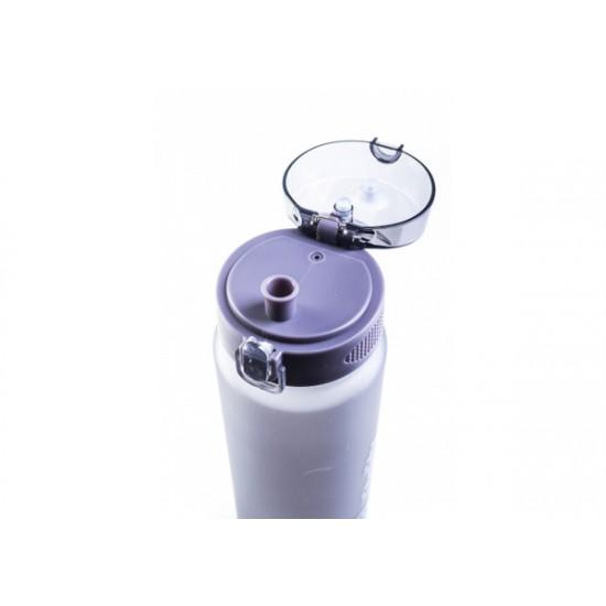 Fľaša G21 1000ml ICE sivá