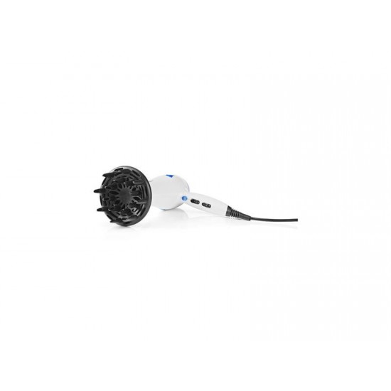 Fén na vlasy NEDIS PCHD120WT biely/modrý