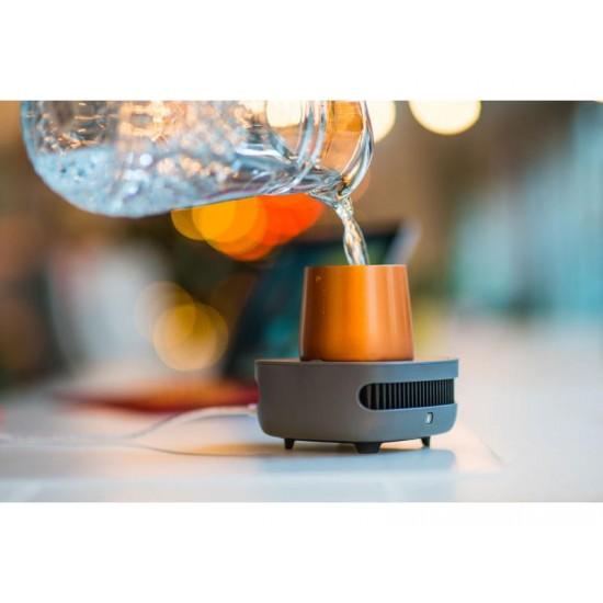 Ochladzovač nápojov CUP COOLER INSTANT šedý
