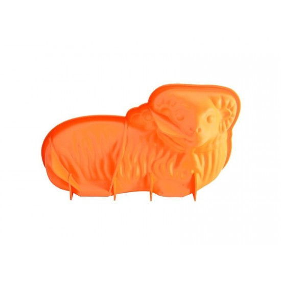Forma ORION BARANČEK silikón oranžová 31cm