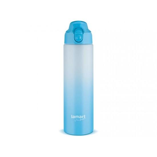 Fľaša LAMART LT4055 športová modrá froze