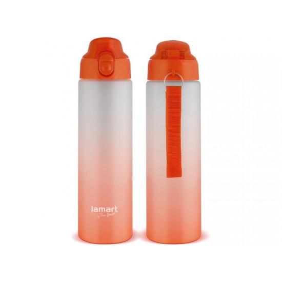 Fľaša LAMART LT4057 športová oranžová froze