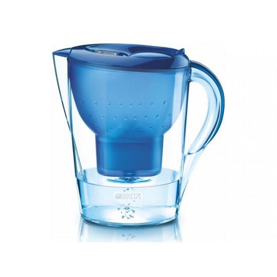 Kanvica filtračná BRITA MARELLA XL MEMO modrá + ZADARMO filter MAXTRA PLUS