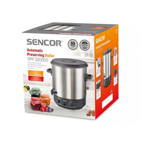 Hrniec zavárací SENCOR SPP 2200SS