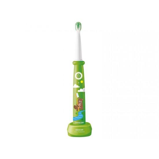 Kefka zubná SENCOR SOC 0912GR detská zelená