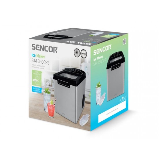 Výrobník ľadu SENCOR SIM 3500SS