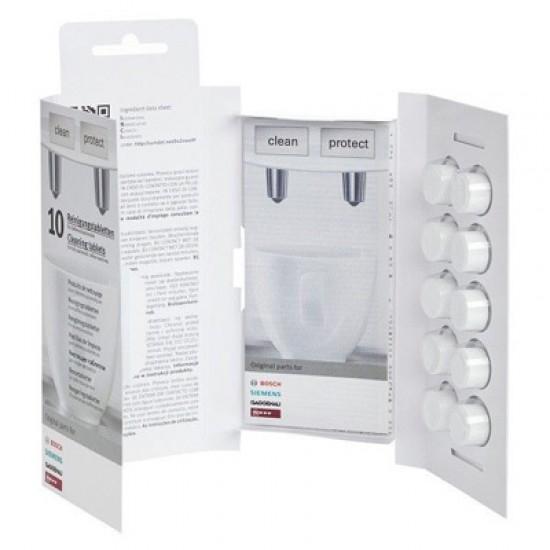 Čistiace tablety do kávovaru BOSCH / SIEMENS TCZ8001 10ks