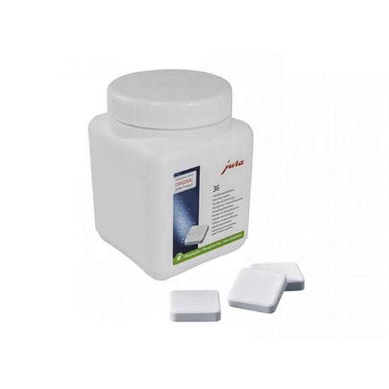Odvápňovacie tablety do kávovaru JURA 36ks