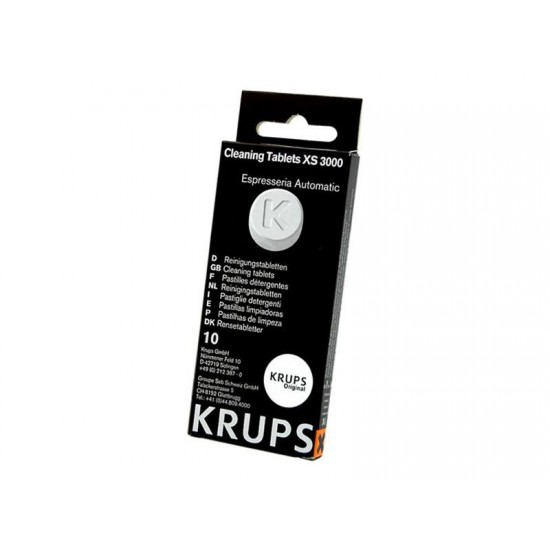 Čistiace tablety do kávovaru KRUPS XS300010