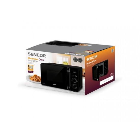 Mikrovlnná rúra SENCOR SMW 5117BK