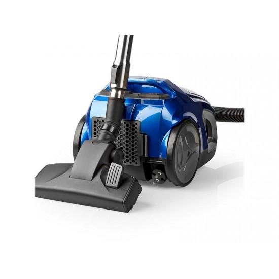 Vysávač podlahový NEDIS VCBS350BU BLUE