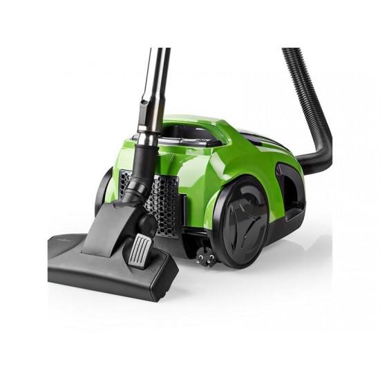 Vysávač podlahový NEDIS VCBS300GN GREEN