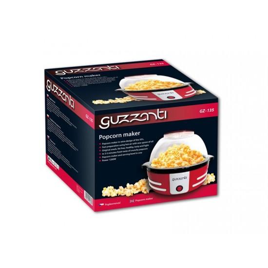 Výrobník popcornu GUZZANTI GZ 135 retro