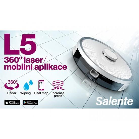 Vysávač robotický Salente L5