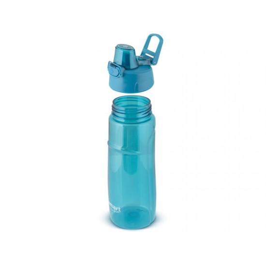 Fľaša na vodu LAMART LT4061 LOCK tyrkysová