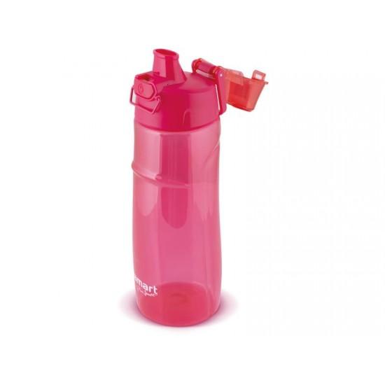 Fľaša na vodu LAMART LT4063 LOCK ružová
