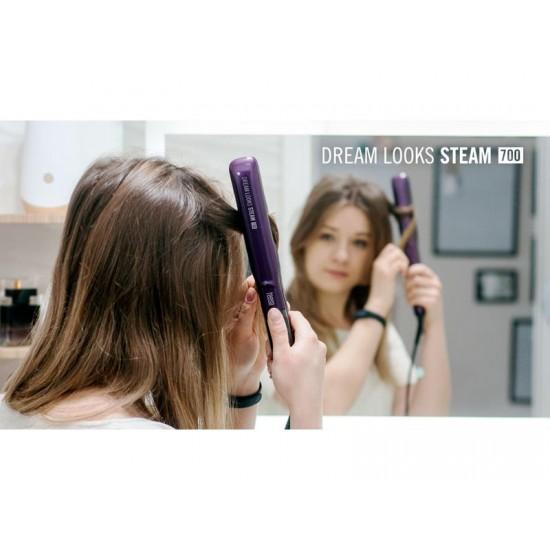 Žehlička na vlasy TEESA STEAM 700 TSA0562