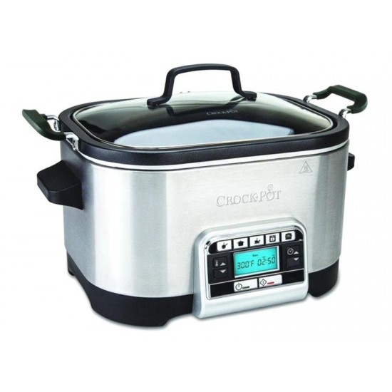 Hrniec pre pomalé varenie CROCKPOT CSC024X