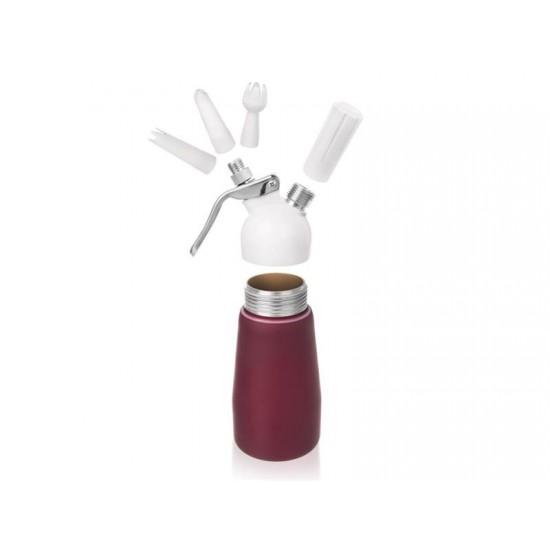 Fľaša na prípravu šľahačky ORION 0.4L