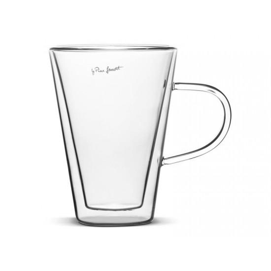 Poháre LAMART LT9028 VASO čaj 300ml 2ks