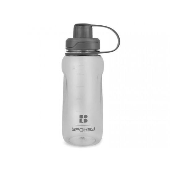Fľaša na vodu SPOKEY BOLD šedá