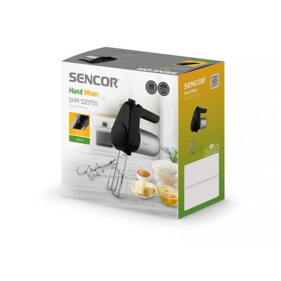 Mixér ručný SENCOR SHM 5207SS