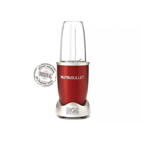 Mixér smoothie DELLIMANO NutriBullet 600 červený