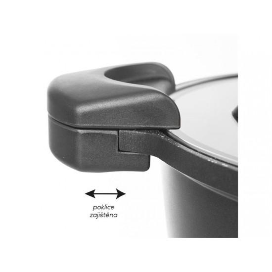 Hrniec tlakový ORION GRANDE 5,5L s pokrievkou