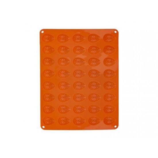Forma ORION Orechy silikón oranžová