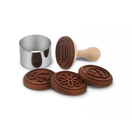 Pečiatka na sušienky ORION VEĽKÁ NOC 6ks