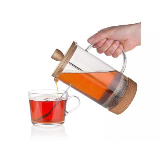 Čajník ORION Kafetiér Cork 0,4L