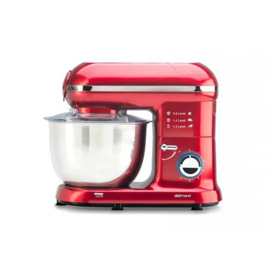 Kuchynský robot DELIMANO PRO červený