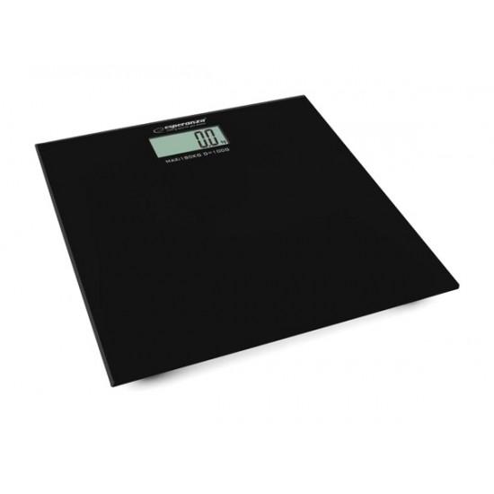 Váha osobná ESPERANZA Aerobic EBS002K čierna