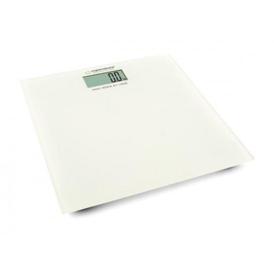 Váha osobná ESPERANZA Aerobic EBS002W biela