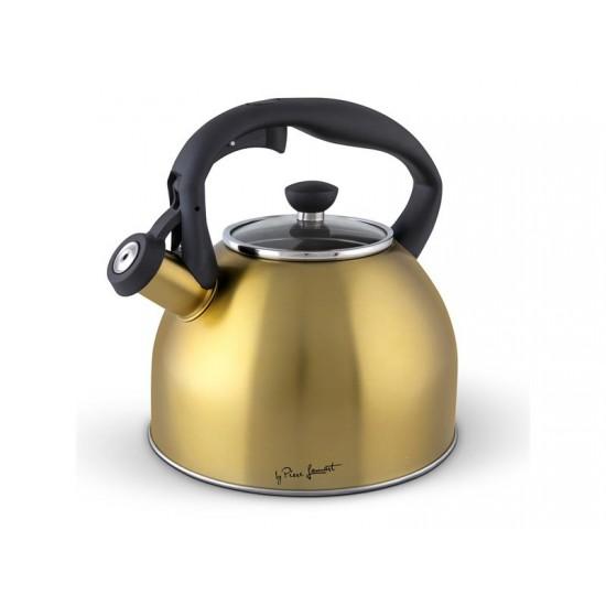 Čajník LAMART LT7057 zlatý
