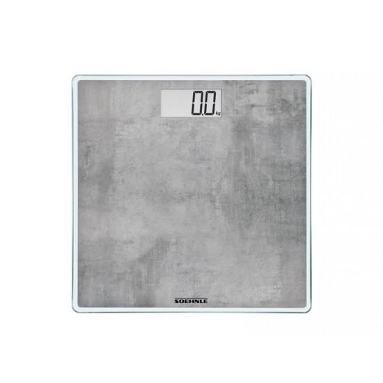 Váha osobná SOEHNLE STYLE SENSE COMPACT 300 63882 Betón