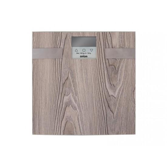 Váha osobná ORION imitácia dreva