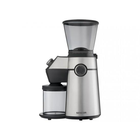Elektrický mlynček na kávu SENCOR SCG 6050SS