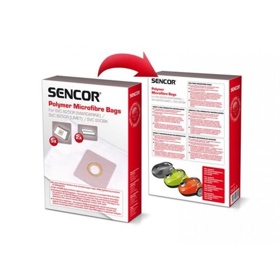 Vrecko do vysávača SENCOR SVC 820BK 825GR Micro 5ks
