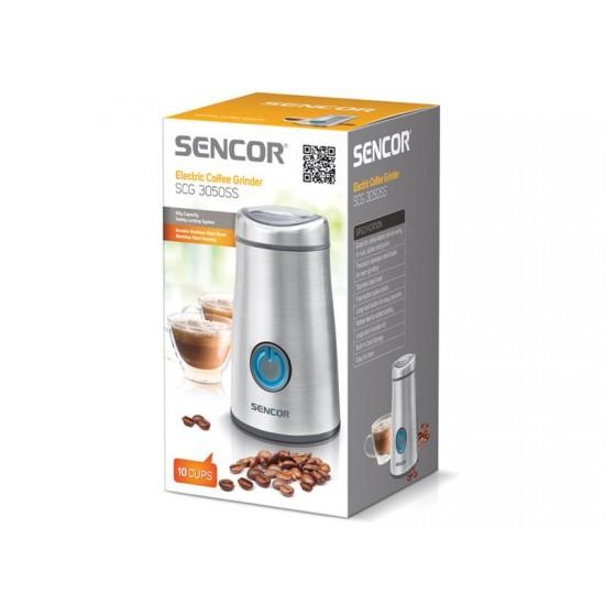 Mlynček na kávu SENCOR SCG 3050SS
