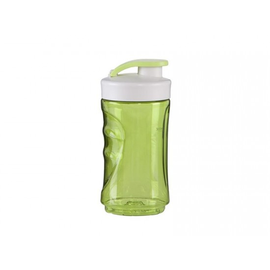 Malá fľaša do smoothie mixéru DOMO zelená