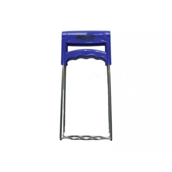 Vyťahovacie kliešte na fľaše modré DOMO