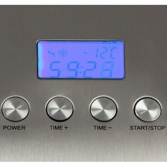 Zmrzlinovač - výrobník zmrzliny s kompresorom DOMO DO9066I