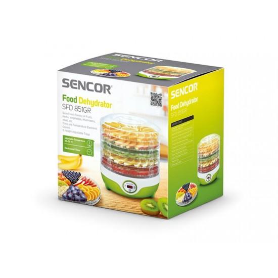 Sušička ovocia SENCOR SFD 851GR