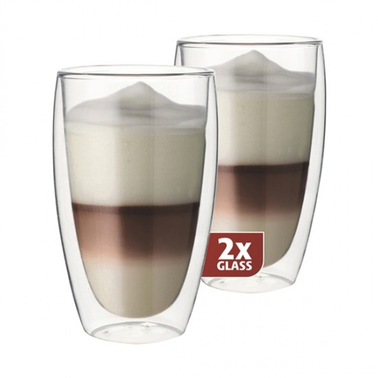 Pohár CAFE LATTE 380ml MAXXO