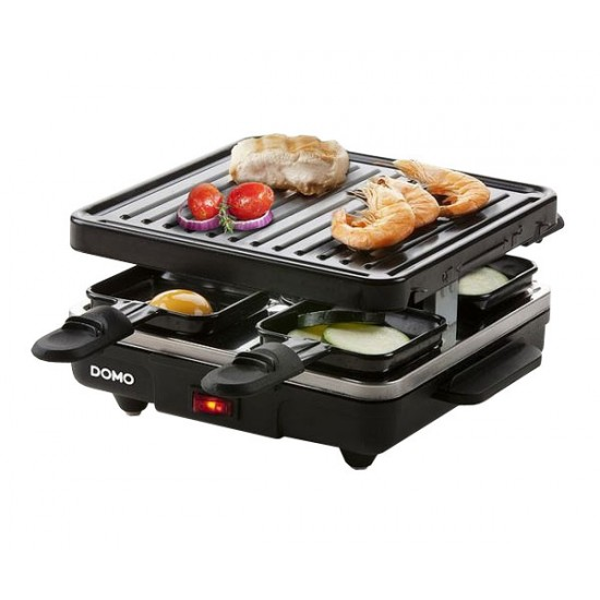 Gril DOMO DO9147G Raclette pre 4 osoby