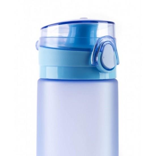 Fľaša G21 SMOOTHIE 650ml modrá - zmrznutá